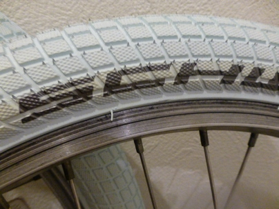Schwalbe Crazy Bob  HS356 Performance Freestyle BMX Bike Tire 20 x 1.85