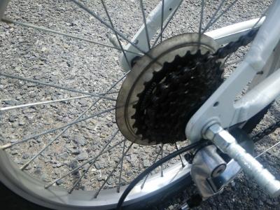 ... 自転車トランジット18インチ